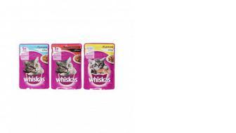 Корм для котів, Whiskas, 100г