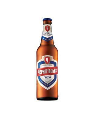 Пиво Чернігівське Світле 0,5л