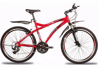 """Велосипед Premier Bandit 3 19"""" красный с черн-бел"""