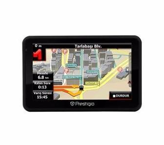 GPS-навигатор Prestigio GeoVision 5166 Navitel (PGPS5166CIS04GBNV)