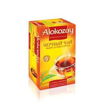 Чай середньо-листовий Алокозай 100г