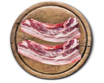 Свинина, грудинка охолоджена, кг