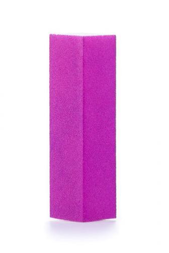 Полировщик Камилл Леди для ногтей 4-х сторонний цветной