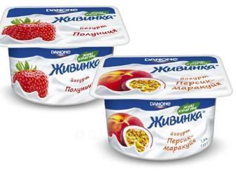 Йогурт Живинка 1,5%, Данон, 115 г