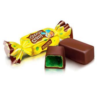 Цукерки Roshen Choco Crazy ваг
