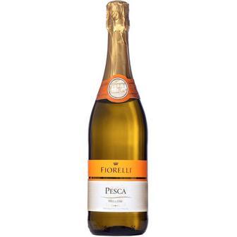 Напій на основі вина Fiorelli Pesca Mellow 7% 0,75л