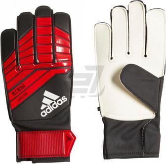 Воротарські рукавиці Adidas CW5606 Predator Junior р. 6 червоний