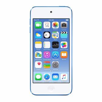 МР3 плеер Apple iPod touch 6Gen 16GB Blue (MKH22)