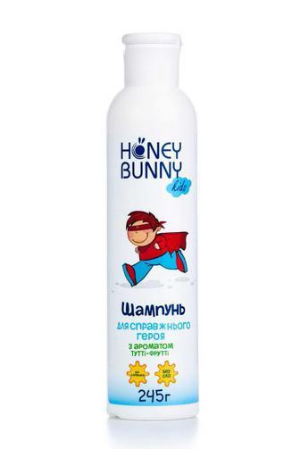 Шампунь Honey Bunny с ароматом тутти-фрутти 245 мл