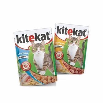 Корм для котів Kite Kat 100 г