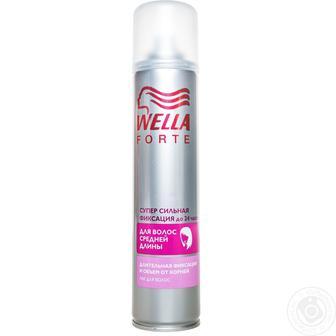 ЛАК, ПІНА для волосся Wellaflex, 1 шт WELLA