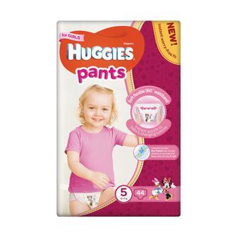 Трусики-подгузники Huggies Pants для мальчиков р5 12-17 кг 34 шт