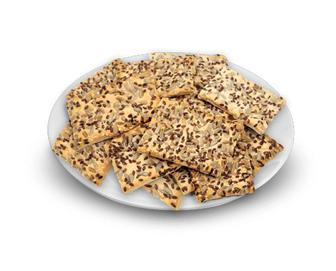 Печиво листкове зернове «Повна Чаша»® кг