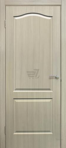 Дверне полотно ПВХ ОМіС Класика ПГ 700 мм дуб вибілений