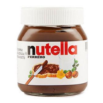 Паста ореховая с какао «Nutella», Ferrero, 350г