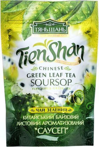 Чай Тянь-Шань зел з саусепом 80гр