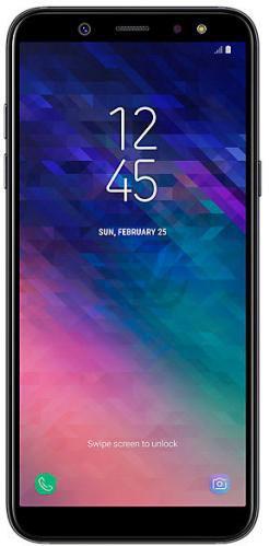 Смартфон Samsung Galaxy A6 Duos KDS A600F black