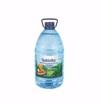 Вода питна Bebivita 1,5л 5 л