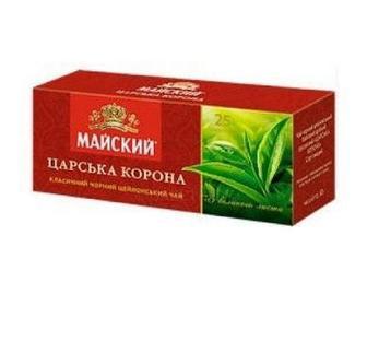 Чай Майський Царська Корона 25пак