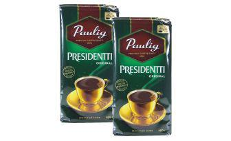 Кава мелена Президент Пауліг 250 г
