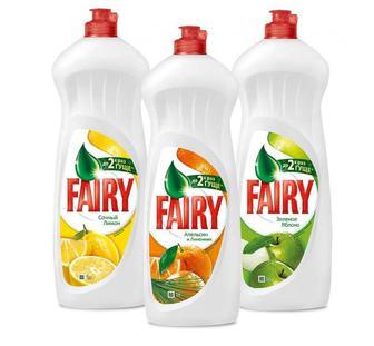 Средство для мытья посуды Fairy 1л