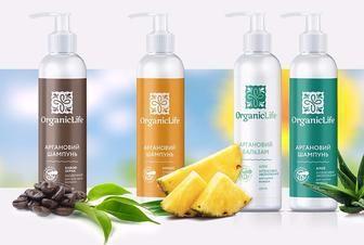 Засоби догляду за волоссям Organic Life