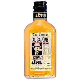 Напій алкогольний Односолодовий Аль Капоне 0,2л