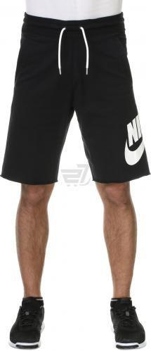 Шорти Nike NSW Short FT р. XL чорний 836277-010