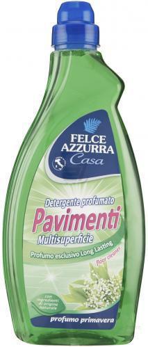 Засіб для миття підлоги Felce Azzurra з весняним ароматом 1 л