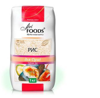 Рис для суші ART FOODS, кг
