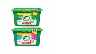 Капсули для прання рідкі, ARIEL, 13*27г