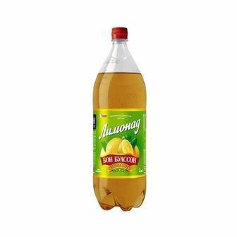 Напій безалкогольний Бон Буассон Байкал Лимонад 2л
