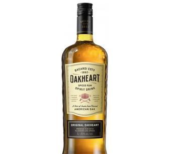 Напій Бакарді Окхарт на основі рому 35%, 0,5л