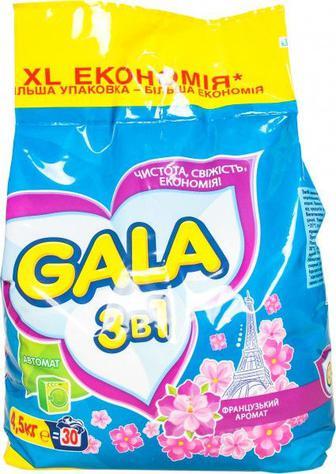 Стиральный порошок GALA автомат Французский аромат, 4кг
