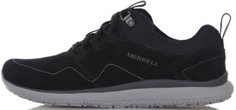 Полуботинки мужские Merrell Getaway Locksley Lace черные