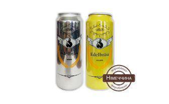 Пиво Фоллбир Лагер пшеничне Эдельбрау 0,5 л