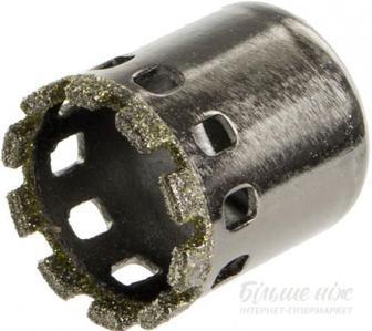 Коронка алмазна Энкор по керамограніту 25 мм 9430