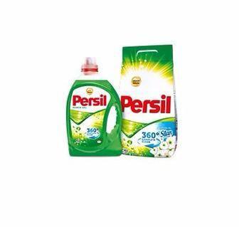 Гель для прання, Пральний порошок,Persil 3кг та 1л