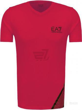 Футболка EA7 6YPT67-PJ03Z-1451 M червоний
