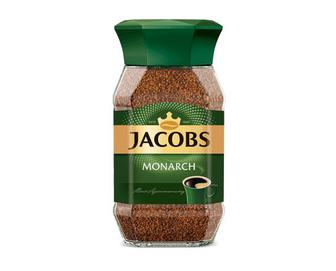 Кава натуральна розчинна Jacobs Monarch сублімована, 95г