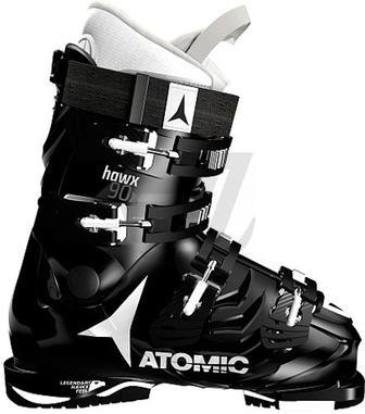 Черевики гірськолижні Atomic HAWX р. 23 AE5017400 чорний із білим