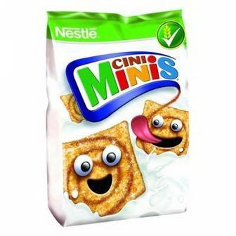 Готовий сніданок Cini Minis Nestle 250г