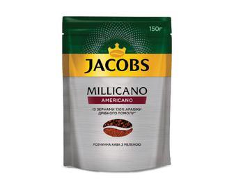 Кава розчинна Jacobs Milicano Americano, 150г