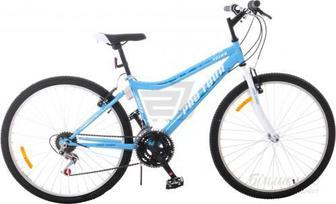 """Велосипед Pro Tour 17"""" XC100 LADY блакитний"""