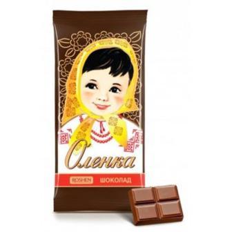 Шоколад Оленка Рошен, 90 г