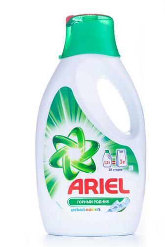 Гель для стирки ARIEL 1,3л