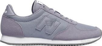 Кросівки New Balance WL220TF р.8,5 бузковий