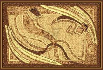 Килим Карат Gold 131/12 2x3 м