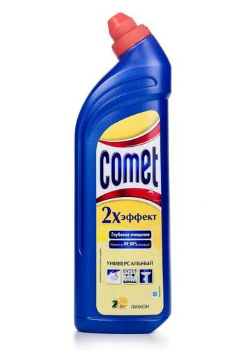 Универасальный Чистящий гель Comet Лимон, 1000мл