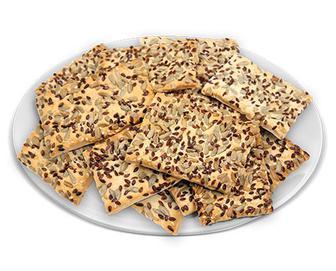 Печиво листкове зернове, кг